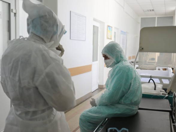 В Украине 2,223 млн случаев COVID-19, за сутки - 420