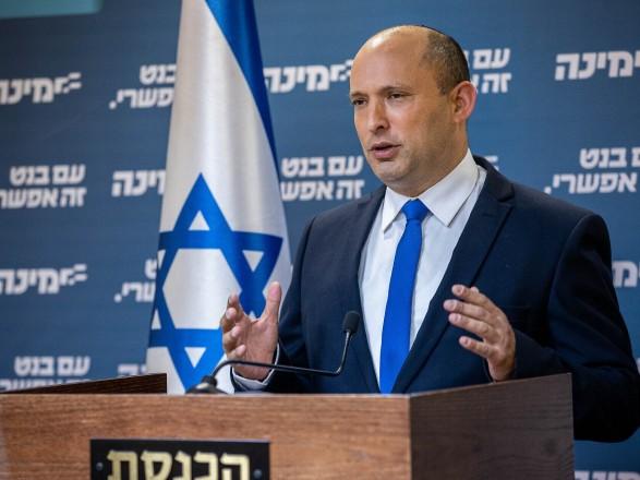 Палестина отреагировала на назначение нового премьера Израиля