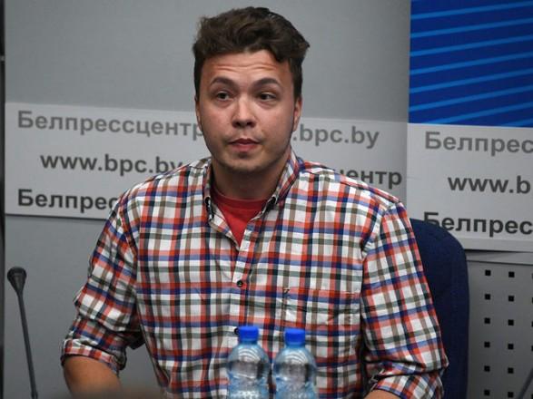 """Следственный комитет Беларуси заявил, что никаких запросов от """"ЛНР"""" на выдачу Протасевича не поступало"""