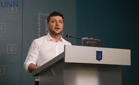 Зеленский ветировал закон, ослабляющий ответственность за ложь в декларациях