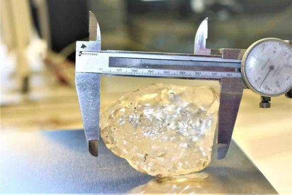 У Ботсвані знайшли третій за величиною алмаз у світі