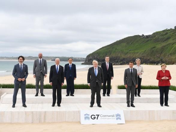 """Постковидный мир: G7 обозначили шесть приоритетов глобальных действий, Украине придется """"догонять"""" развитые страны"""