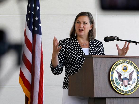 Нуланд назвала три сферы, где возможно сотрудничество США и России
