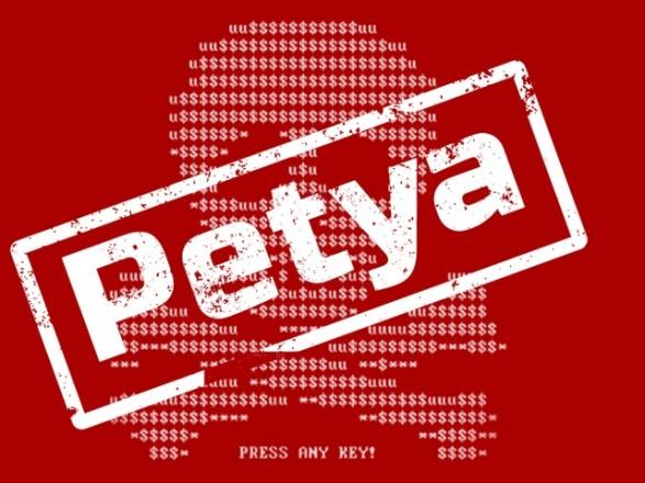 """СНБО ввела санкции против киберпреступников, причастных к разработке вируса """"Петя"""""""
