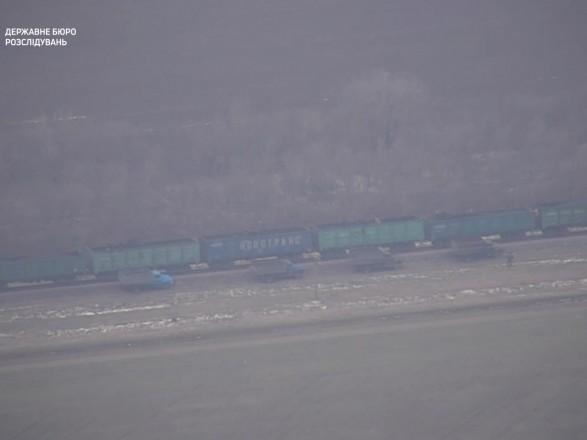 """Хищение угля из грузовых вагонов """"Укрзализныци"""": разоблачено мощную преступную организацию"""