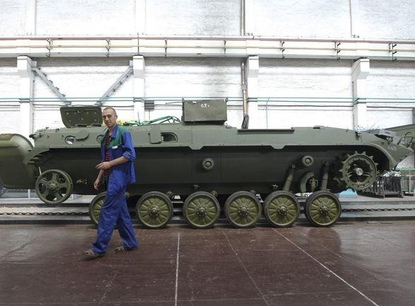 СНБО принял стратегию развития оборонно-промышленного комплекса Украины