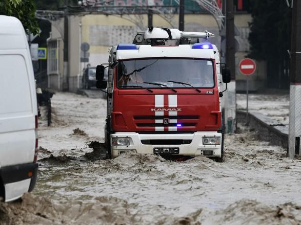 Паводок в оккупированном Крыму: восстановление водоснабжения в Ялте отложили, доступ на пляжи закрыт
