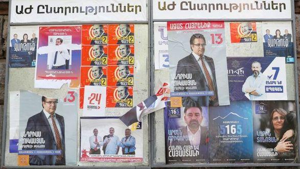 Рекордное количество участников и 25 бюллетеней: в Армении проходят внеочередные парламентские выборы