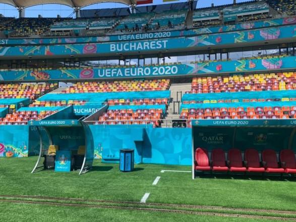 Евро-2020: назван стартовый состав решающего матча сборной Украины