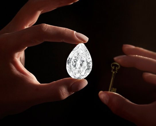 Аукционный дом Sotheby's примет криптовалюту в качестве оплаты за редкий бриллиант