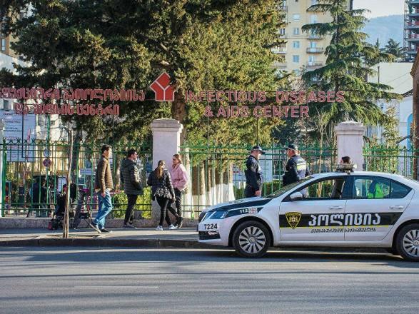 """В Грузии с 1 июля отменят """"комендантский час"""""""