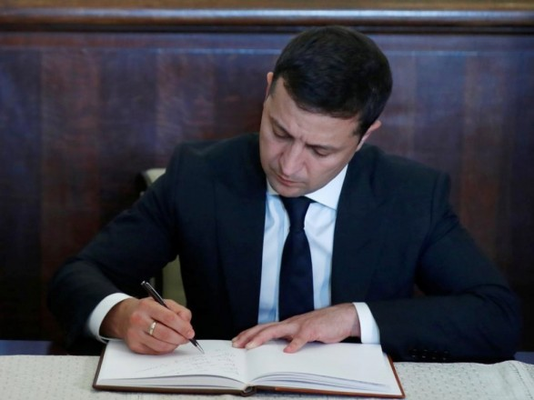 Зеленский одобрил меценатскую деятельность в сфере физической культуры и спорта