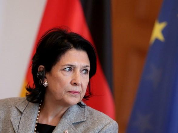 Сьогодні відбудуться переговори між президентом України та президентом Грузії