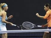 Українська тенісистка вийшла у півфінал парного розряду на турнірі WTA в Німеччині