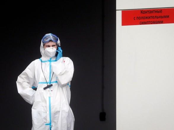 В России смертность от COVID-19 за сутки обновила новый максимум с начала февраля