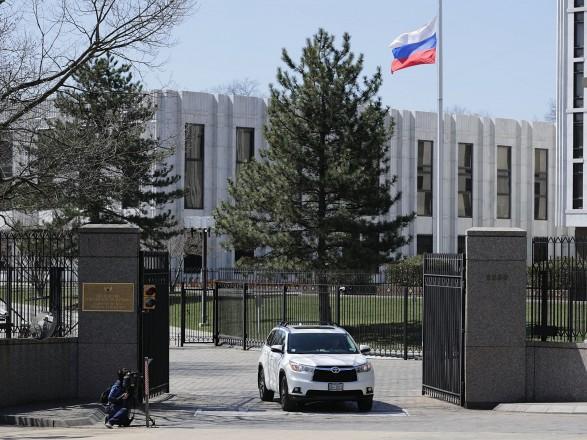 Посольство РФ решило призвать США и союзников не отрабатывать военные действия в Черном море во время Sea Breeze