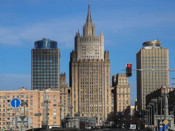 МИД РФ выразил протест послу Великобритании из-за инцидента с эсминцем у оккупированного Крыма