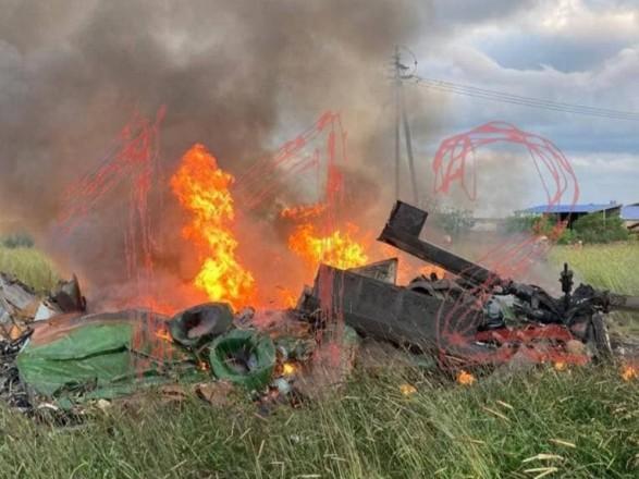 Катастрофа вертолета Ми-8 в РФ: погибли три человека