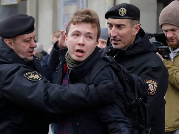 Задержанного в Минске Протасевича перевели на домашний арест