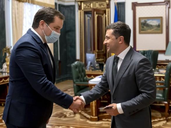 Зеленский назначил председателем Сумской ОГА Дмитрия Живицкого
