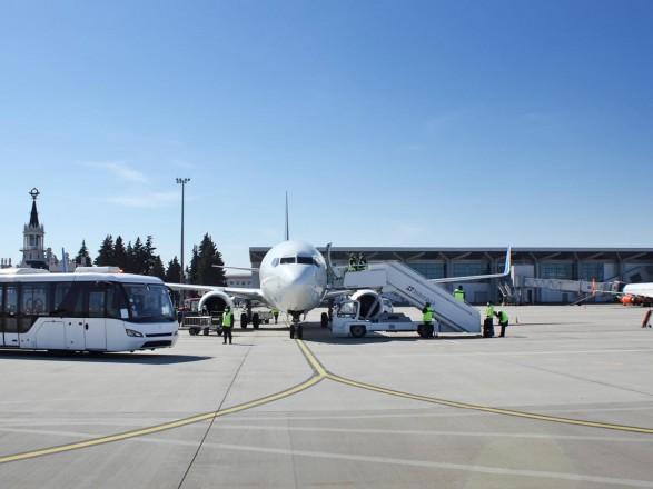 Аэропорт Ярославского в Харькове – среди лидеров в Украине по объемам пассажиропотока