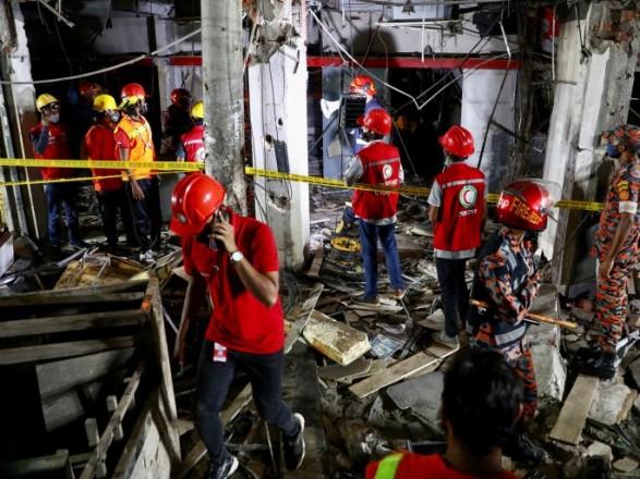 В Бангладеш произошел взрыв в доме: погибли 8 человек