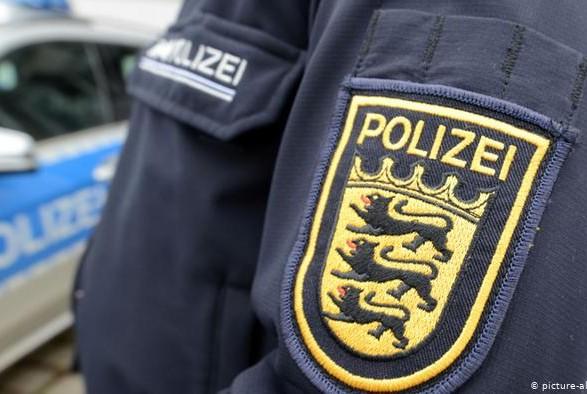 На протесте в Германии полиция избила журналиста