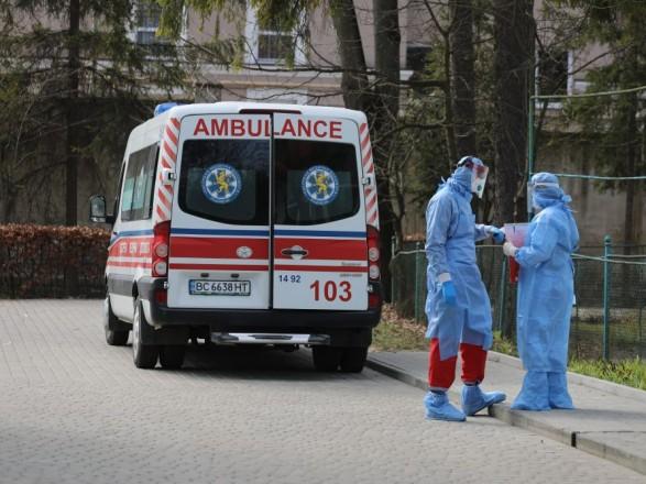 В Украине уже 2,234 млн случаев COVID-19, за сутки - 182