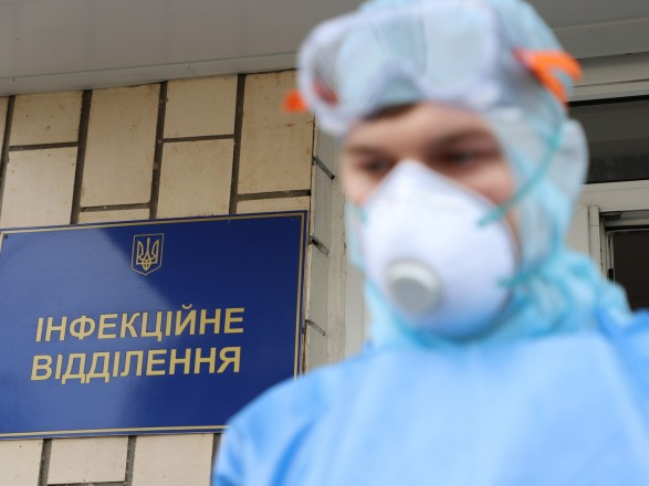 В Украине уже почти 2,236 млн случаев COVID-19, за сутки - 705