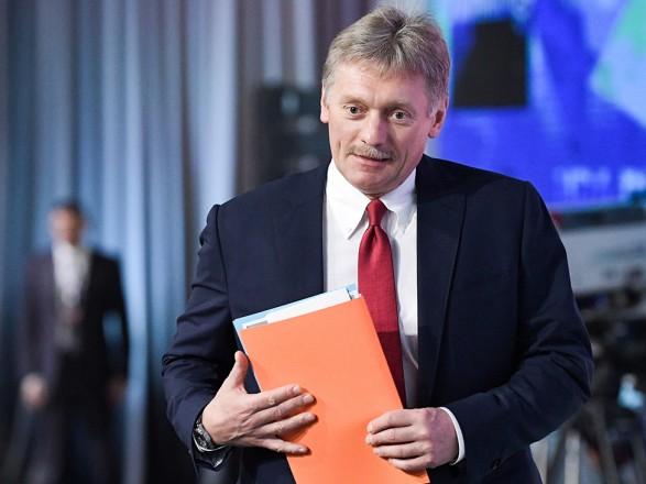 """В Кремле заявили, что намерения Украины стать членом НАТО - """"перечеркнут перспективы нормализации с Россией"""""""