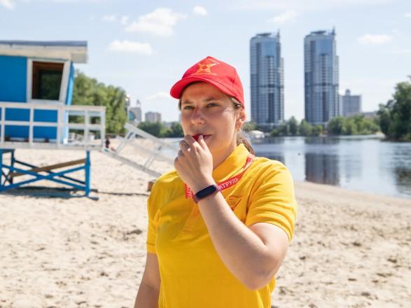 В Киеве этим летом работают 14 пляжей