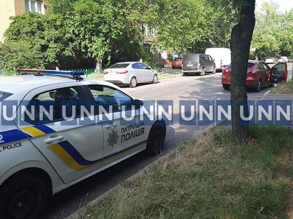 В Днепровском районе Киева автомобиль сбил 5-летнего ребенка