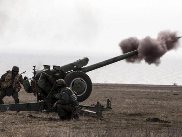 Боевики в Донбассе оборудуют новые полигоны, стрельбища и танкодромы - разведка