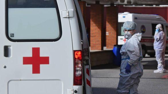 В России новый рекорд по количеству погибших от коронавируса за сутки - 697 человек