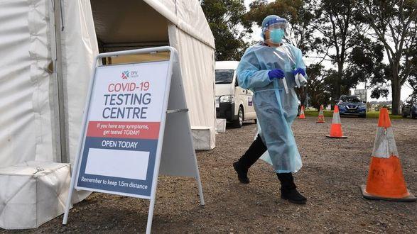 """В пострадавшем от """"Дельты"""" штате Австралии рекорд по приросту случаев COVID-19 в этом году"""