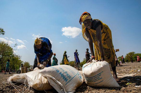В Эфиопии от голода страдают более 400 тыс. человек