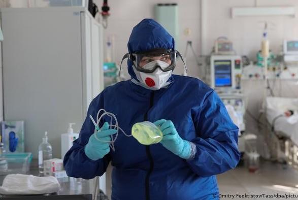 В мире коронавируссом инфицировались более 184,2 млн людей