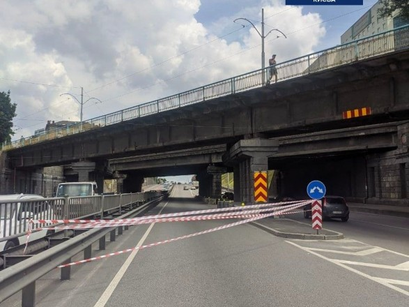 Обвал Берестейского моста: специалисты обследуют конструкции, в дальнейшем предусмотрена масштабная реконструкция