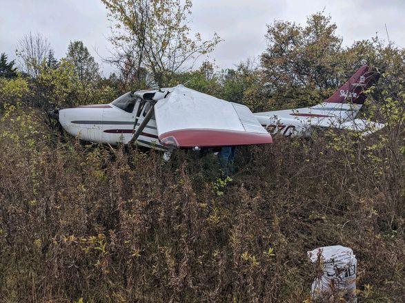 Учебно-тренировочный самолет разбился в Ливане, три человека погибли