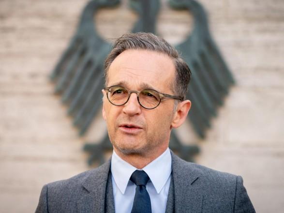 """Глава МИД ФРГ видит сближение позиций Германии и США по """"Северному потоку-2"""""""