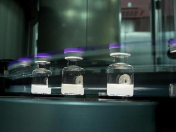 Украина в июле ожидает поставку более 8 млн доз вакцин от COVID-19