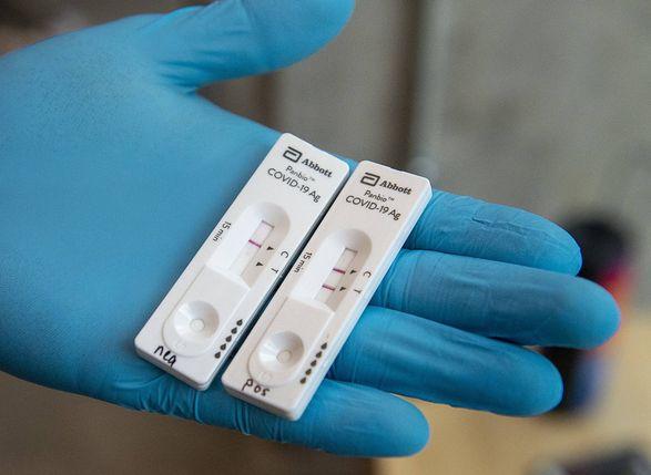 Очередная COVID-волна: Израиль вводит домашние тесты на коронавирус