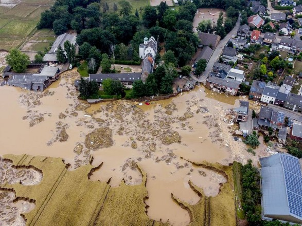 Наводнения в Европе не последние: ученые прогнозируют еще больше экстремальных погодных явлений в будущем