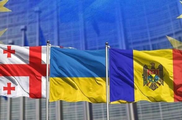 Украина, Грузия и Молдова подписали Батумскую декларацию о евроинтеграции