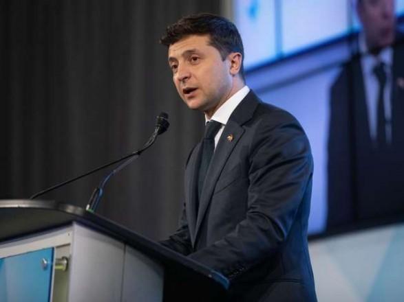 Сегодня Зеленский выступит на Международной конференции с президентами Грузии и Молдовы