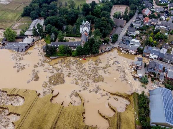 Наводнение в Европе: число жертв приблизилось к 200