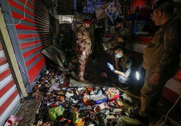 Неподалеку Багдада произошел взрыв бомбы, 30 человек погибли