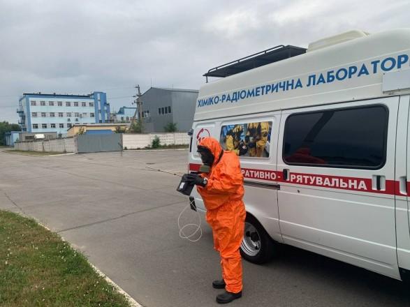 Химически опасных веществ не обнаружено: в ГСЧС сообщили о состоянии воздуха после аварии на Ровноазот