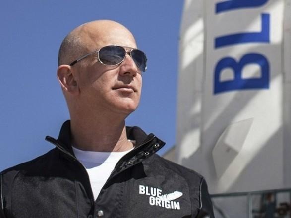 Турполет в космос: Джефф Безос показал видео полета изнутри капсулы New Shepard