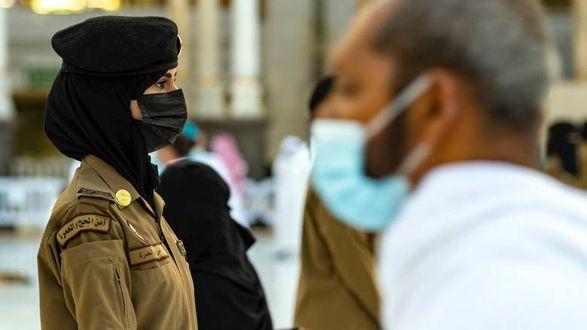Впервые за все время существования Хаджа саудовские женщины-солдаты охраняют Мекку